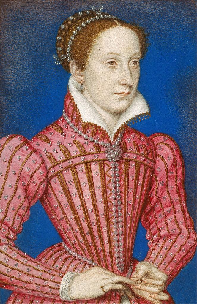 François Cluet, Mary, reine des Scots, 1558. Branle d'ecosse, danse renaissance